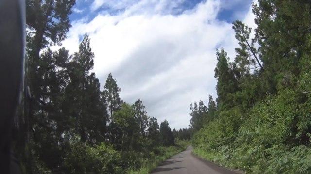 奥志賀スーパー林道