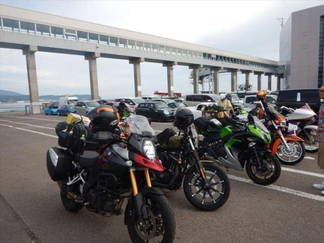 小樽港フェリー乗り場