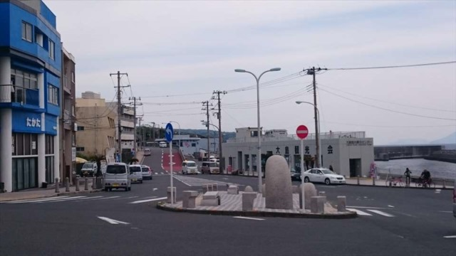 元町の風景