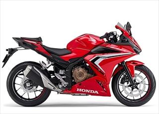 HONDA:CBR400R