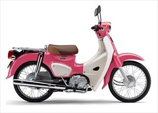 HONDA:スーパーカブ50
