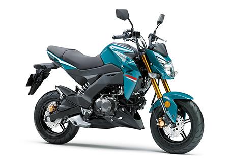 Kawasaki:Z125 PRO