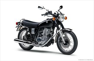 YAMAHA:SR400