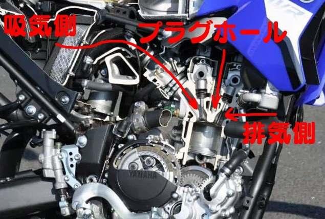 エンジン内部2